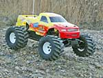 Monster Truck II 1:10 Fun Factor 2S